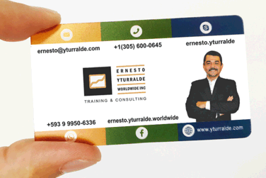 Ernesto Yturralde Worldwide Inc.
